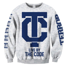 Terror - The Code (Ash Grey) (Sweat) [入荷予約商品]