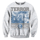 Terror - Live (Ash Grey) (Sweat) [入荷予約商品]