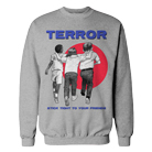 Terror - Friendship (Heather Grey) (Sweat) [入荷予約商品]