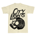 City Lights - Distressed Skull (Natural) [入荷予約商品]