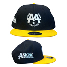 Asking Alexandria - AA (Black/Yellow) (Snapback) [入荷予約商品]