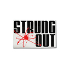 Strung Out - Astrolux Band Name (Sticker)  [入荷予約商品]