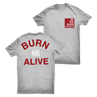 Counterparts - Burn (Heather Grey) [入荷予約商品]