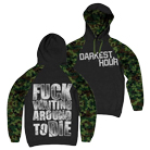Darkest Hour - Waiting (Camo) (Hoodie) [入荷予約商品]