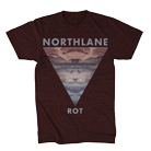 Northlane - Rot Cover (Triblend Maroon) [入荷予約商品]