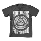 Northlane - Free Your Mind (Charcoal) [入荷予約商品]