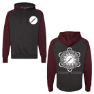 Silent Planet - Mandala (Heather/Burgundy) (Hoodie) [入荷予約商品]