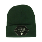 Silent Planet - The Night God Slept (Army) (Beanie) [入荷予約商品]