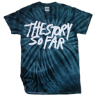 The Story So Far - Logo (Black Tie Dye) [入荷予約商品]