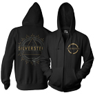 Silverstein - Circle Snake (Zip Up Hoodie) [入荷予約商品]