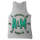 Alive Like Me - Arrows (Ash Grey) (Tank Top) [入荷予約商品]