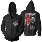 Kissing Candice - Peer Pressure (Zip Up Hoodie) [入荷予約商品]