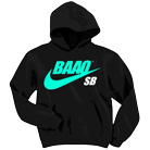 Being As An Ocean - BAAO SB (Hoodie) [入荷予約商品]