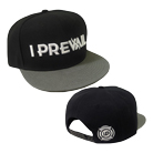 I Prevail - Logo (Black/Grey) (Snapback) [入荷予約商品]