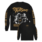 Stick To Your Guns - Disobedient (Long Sleeve) [入荷予約商品]