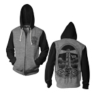 I Prevail - Lighthouse (Black/Grey) (Zip Up Hoodie) [入荷予約商品]
