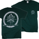 Wolves At The Gate - Logo (Forest Green) (Pocket) [入荷予約商品]