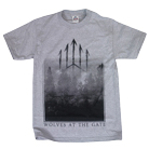 Wolves At The Gate - Forest Fog (Heather Grey) [入荷予約商品]
