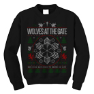 Wolves At The Gate - Snowflake (Sweat) [入荷予約商品]