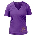 So Hideous - Triangle (Purple) (V-Neck) [girl's] [入荷予約商品]