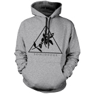 So Hideous - Triangle (Heather Grey) (Hoodie) [入荷予約商品]