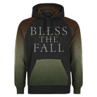 Blessthefall - Custom (Grey/Green And Brown) (Hoodie) [入荷予約商品]