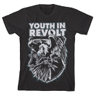 Youth In Revolt - Vulture (Black/Blue) [入荷予約商品]