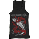 Close Your Eyes - Shark (Tank Top) [入荷予約商品]