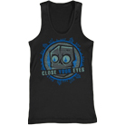 Close Your Eyes - Robot (Tank Top) [入荷予約商品]