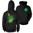 Animals As Leaders - Green Emblem (Hoodie) [入荷予約商品]