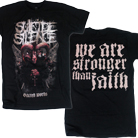 Suicide Silence - Stronger Than Faith [入荷予約商品]