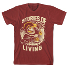 Stories of Living - Firecracker (Maroon) [入荷予約商品]