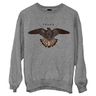 Prawn - Hawk (Heather Grey) (Sweat) [入荷予約商品]