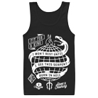 Fit For A King - Snake (Tank Top) [入荷予約商品]