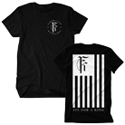 Fit For A King - Flag (Black) [入荷予約商品]