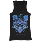 Miss May I - Blue Lion (Tank Top) [入荷予約商品]