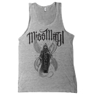 Miss May I - Deathless (Grey) (Tank Top) [入荷予約商品]