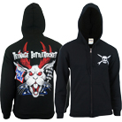 Teenage Bottlerocket - Jackalope (Zip Up Hoodie) [入荷予約商品]