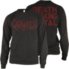 Carnifex - Death Metal (Long Sleeve) [入荷予約商品]