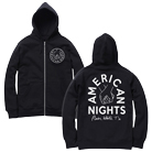 Plain White T's - American Nights (Zip Up Hoodie) [入荷予約商品]