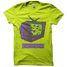 Seaway - Colour Blind TV Logo (Yellow) [入荷予約商品]
