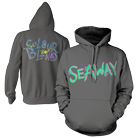 Seaway - Colour Blind Logo (Grey) (Hoodie) [入荷予約商品]