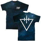 The Devil Wears Prada - Logo (Blue) (All Over Print) [入荷予約商品]