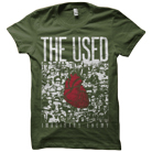 The Used - Imaginary Enemy (Military Green) [入荷予約商品]