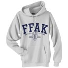 Fit For A King - Varsity (White) (Hoodie) [入荷予約商品]