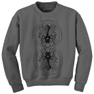 I The Mighty - Bees (Grey) (Sweat) [入荷予約商品]