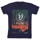 Volumes - Palm Trees (Navy) [入荷予約商品]