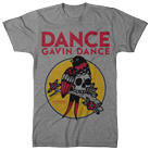 Dance Gavin Dance - Bird Skull (Heather Grey) [入荷予約商品]