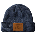 Oceans Ate Alaska - Stamped Leather Logo (Blue) (Beanie) [入荷予約商品]