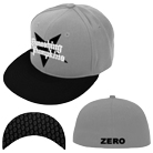 The Smashing Pumpkins - Zero (Grey/Black) (Snapback) [入荷予約商品]